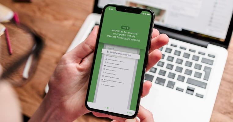 BHD lanzó la primera app para banca en República Dominicana