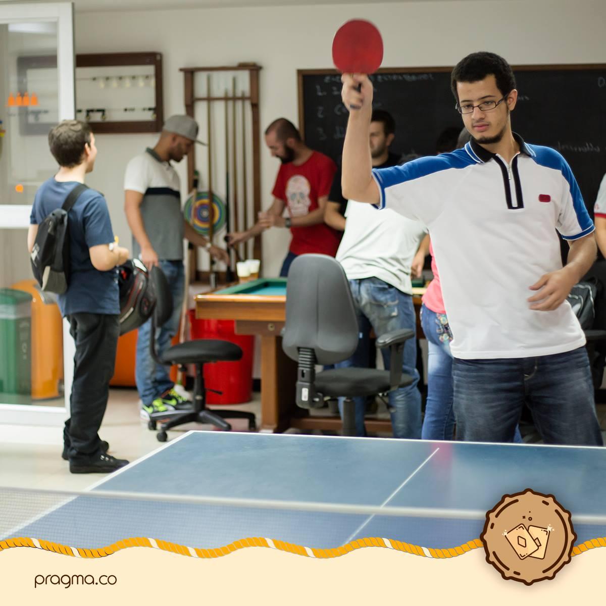 Ping Pong<small>Por qué no!</small>
