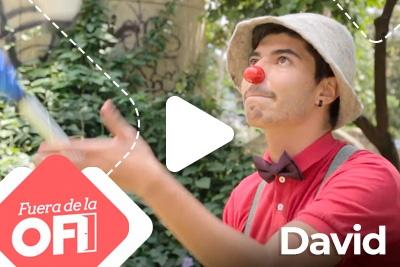Fuera de la ofi 8<small>David Palacio</small>