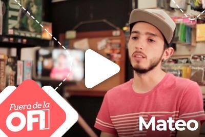 Fuera de la ofi 1<small>Mateo Arango</small>