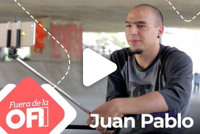 Fuera de la ofi 4<small>Juan Pablo Ramirez</small>