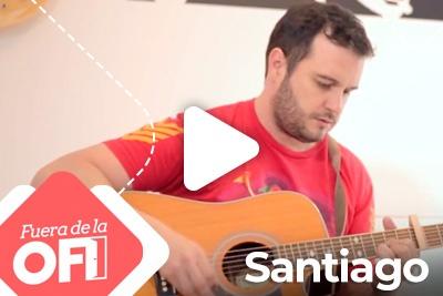 Fuera de la ofi 11<small>Santiago Ospina</small>