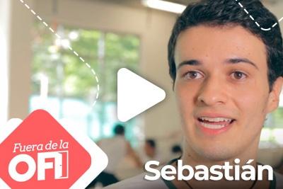 Fuera de la ofi 9<small>Sebastian Trujillo</small>