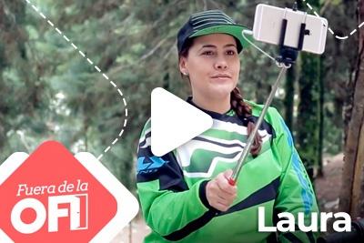 Fuera de la ofi 5<small>Laura Castillo</small>