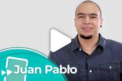 zApping 25<small>Juan Pablo Ramirez</small>