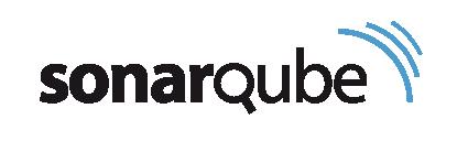 SonarQube logo black 128 px