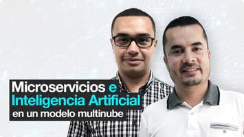Webinar: Microservicios e inteligencia artificial