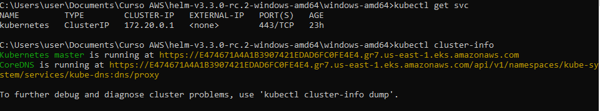 Configurar kubeconfig