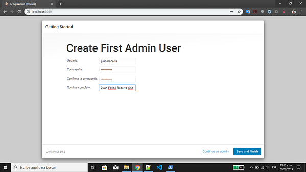Cómo instalar Jenkins utilizando Docker 6