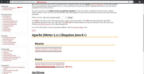 Pruebas de Performance y Jmeter 1