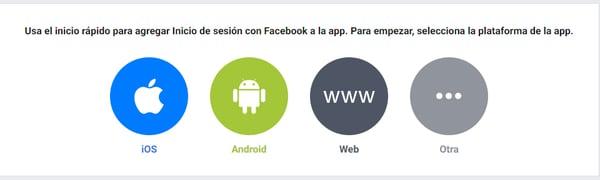Configurara servicio para Android