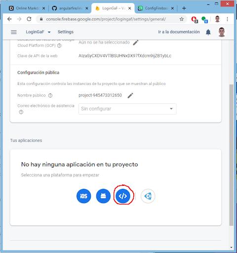 Cómo implementar un login de Google con Ionic 6