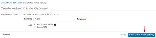 Cómo configurar una VPN site-to-site en AWS 4