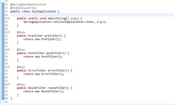 Cómo crear una API Gateway con Zuul2 #12