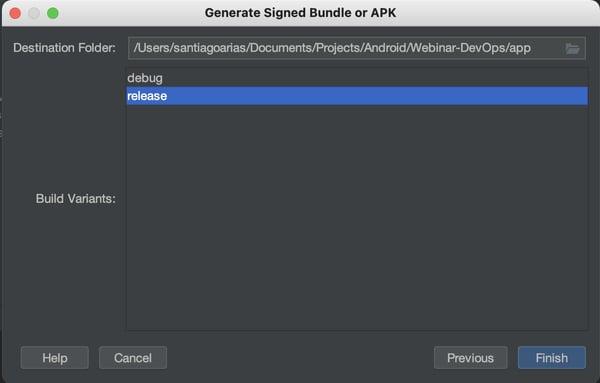 Cómo crear mi primera app Android  4