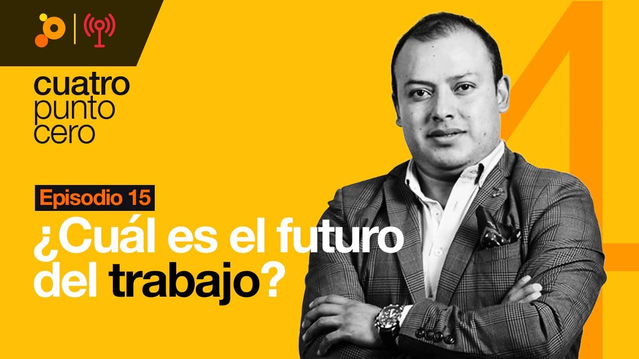 Pragma 4.0 | El futuro del trabajo, Julián Sopo