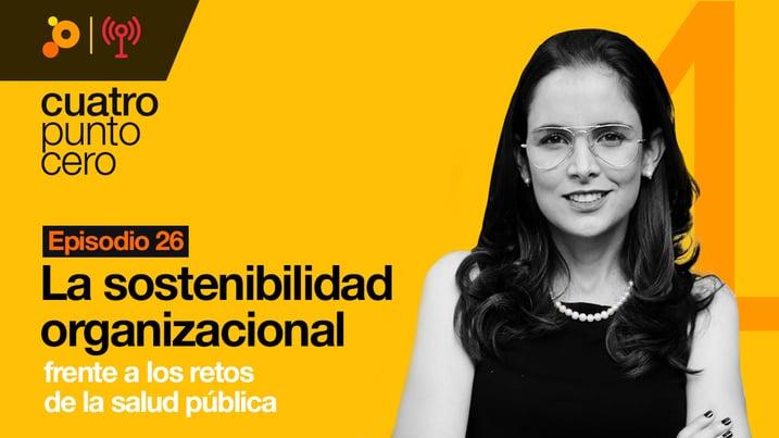 María Alejandra González Transformación digital y sostenibilidad