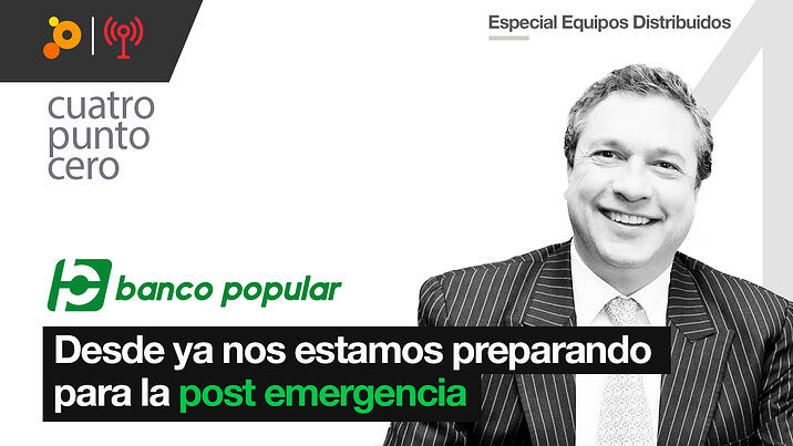 Especial Equipos Distribuidos: Banco Popular