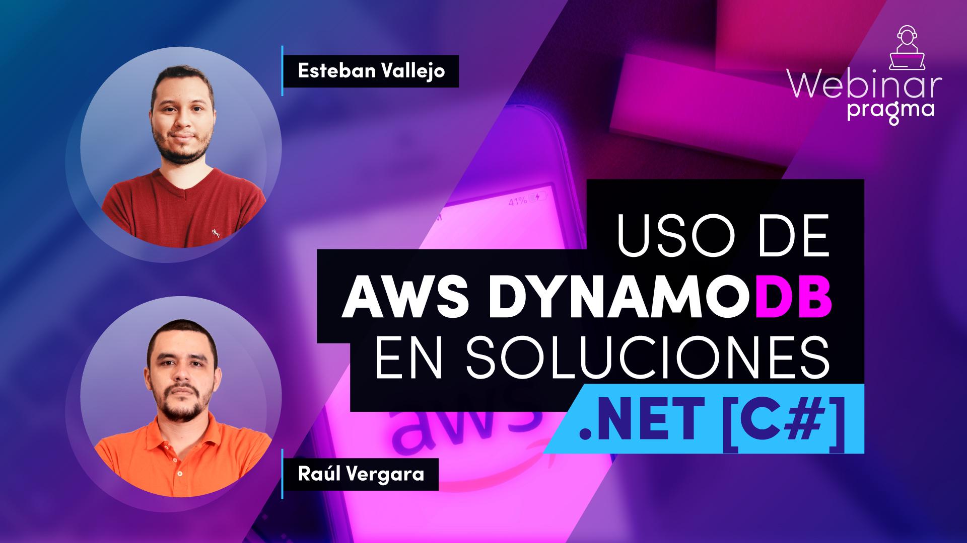 BANNER_ACADEMIAUso-de-AWS-DynamoDb-en-Soluciones-.Net-[C#],-Webinars---Academia-Pragma