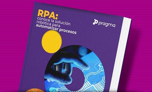 eBook: RPA - automatización robótica de procesos