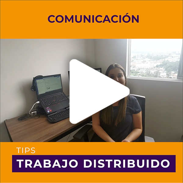 Tips de trabajo distribuido