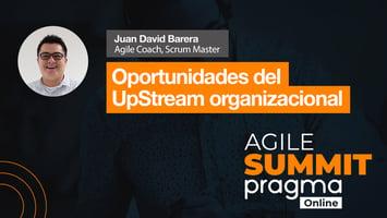 Oportunidades del UpStream organizacional