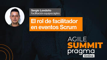 El rol de facilitador en eventos Scrum