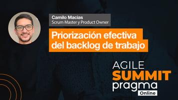 Priorización efectiva del backlog de trabajo