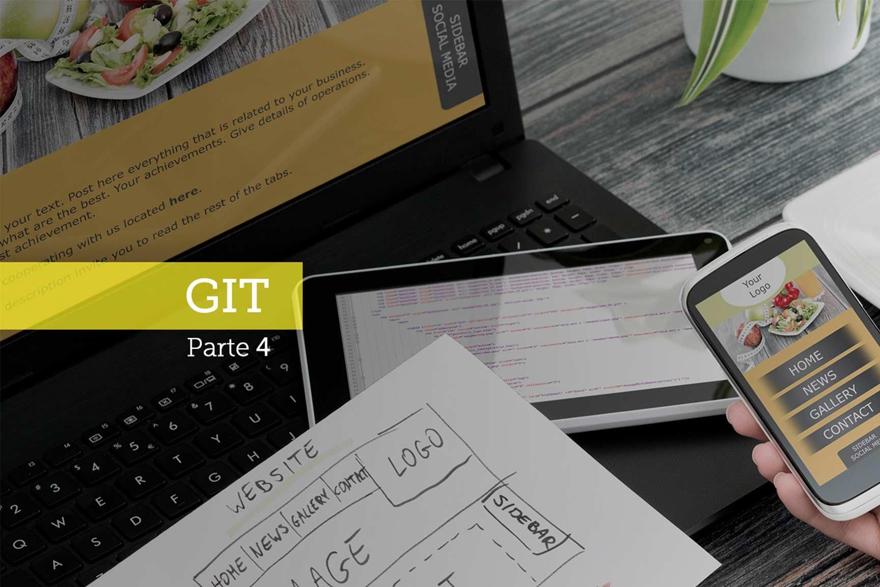 Qué es una rama de GIT y cómo crearlas