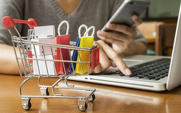 Alistamiento y empaque de productos en e-commerce