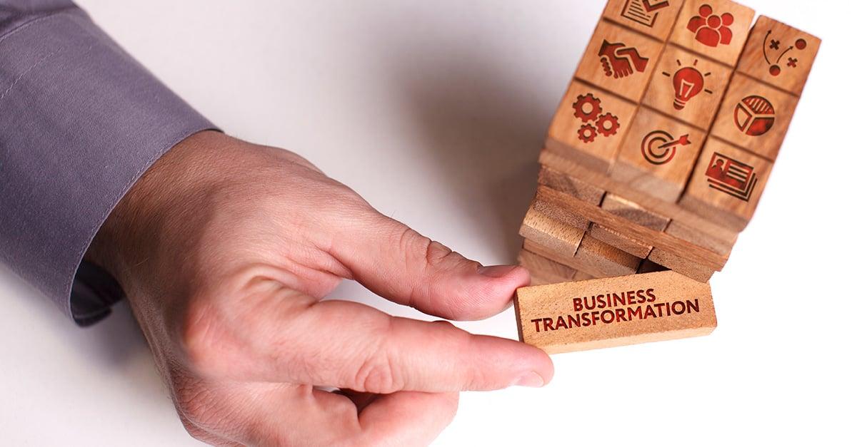 Historia de la Transformación Digital