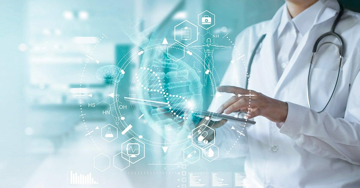 Transformación Digital en el sector salud: 4 tendencias claves