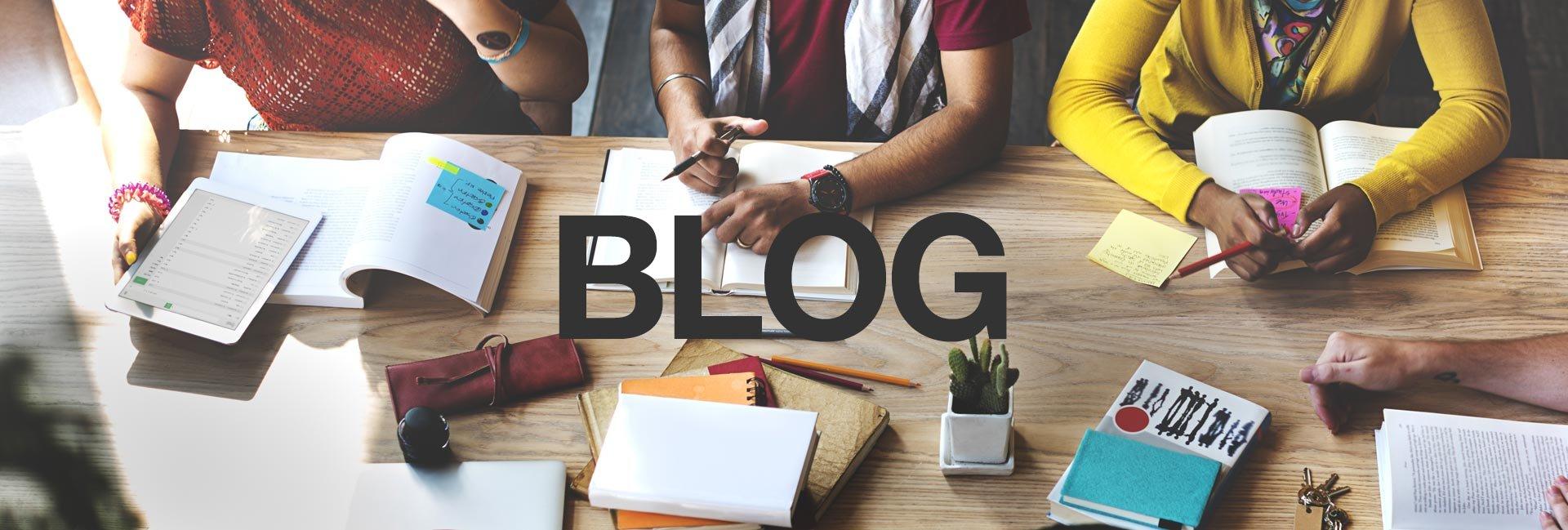 Blog Pragma