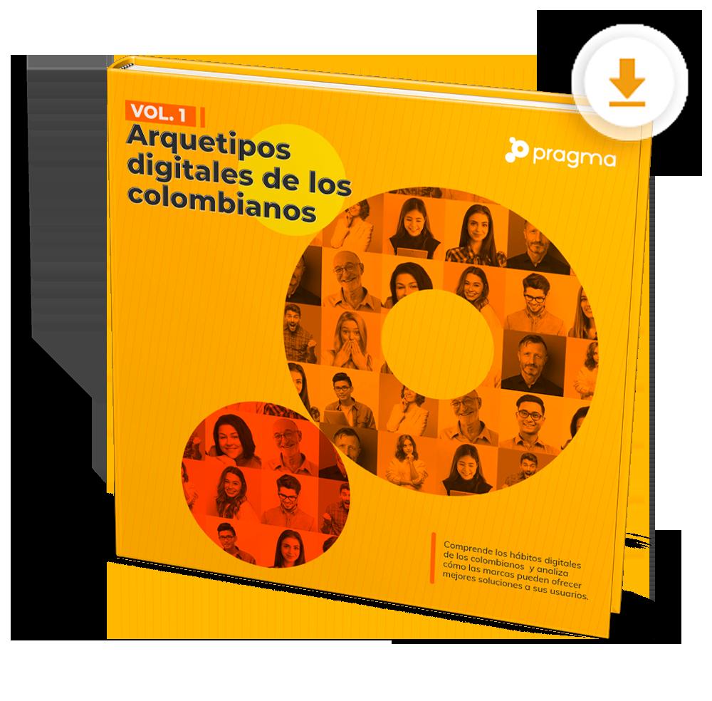 VOL.1 Arquetipos Digitales de los colombianos