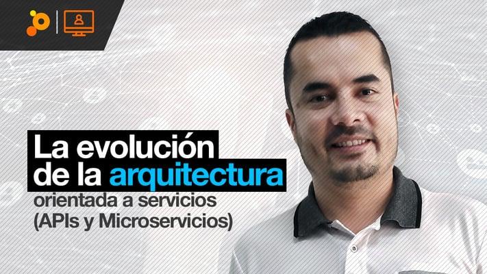 La evolución de la arquitectura orientada a servicios