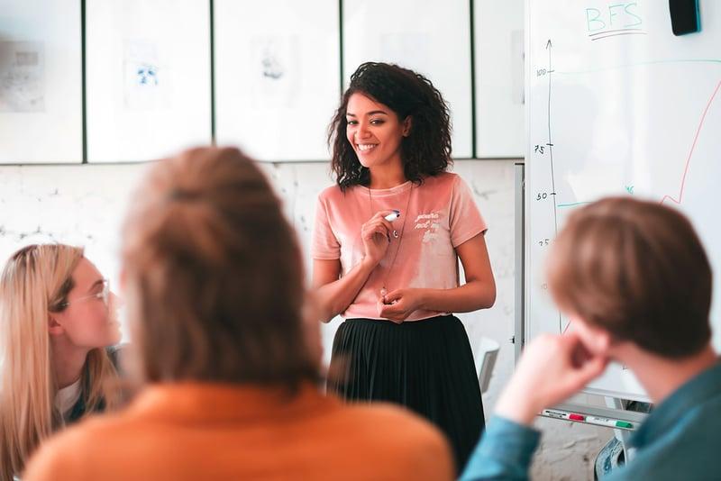 Como hacer una presentación exitosa
