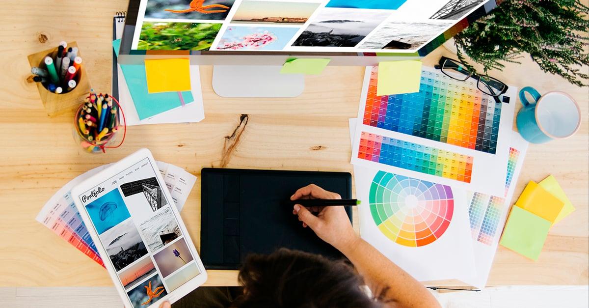 6 consejos para tener un buen portafolio de diseño