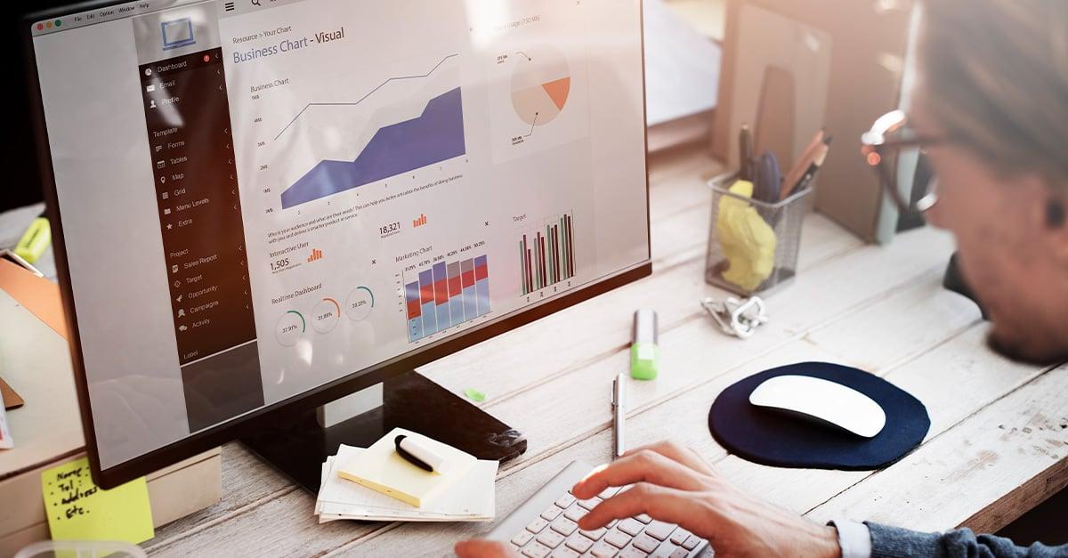 Herramientas y medición de activos digitales