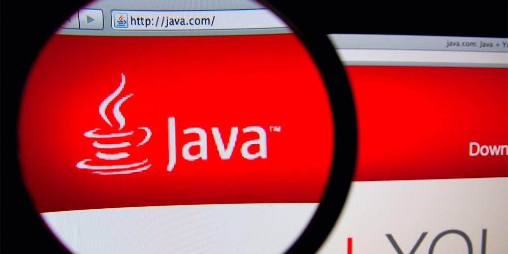 Java screen