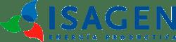 Logo Isagen energía productiva