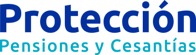 Logo Protección Pensiones y Cesantías