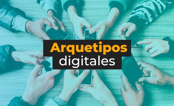 Conoce los 5 arquetipos digitales de los colombianos