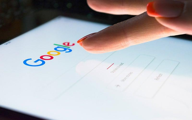 palabras claves de Google