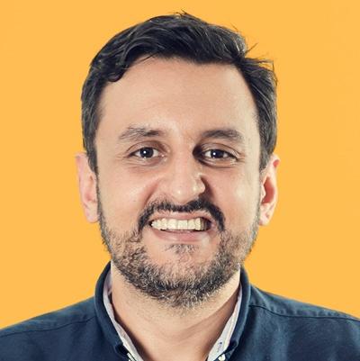 Rafael Hernández vicepresidente de Activación de Marcas