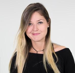 Erika Solorzano Equipo Comercial Pragma