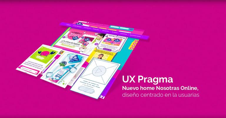 UX Pragma - Nuevo home nosotras