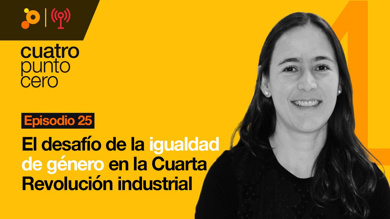 El desafío de la igualdad de género en la Cuarta Revolución Industrial