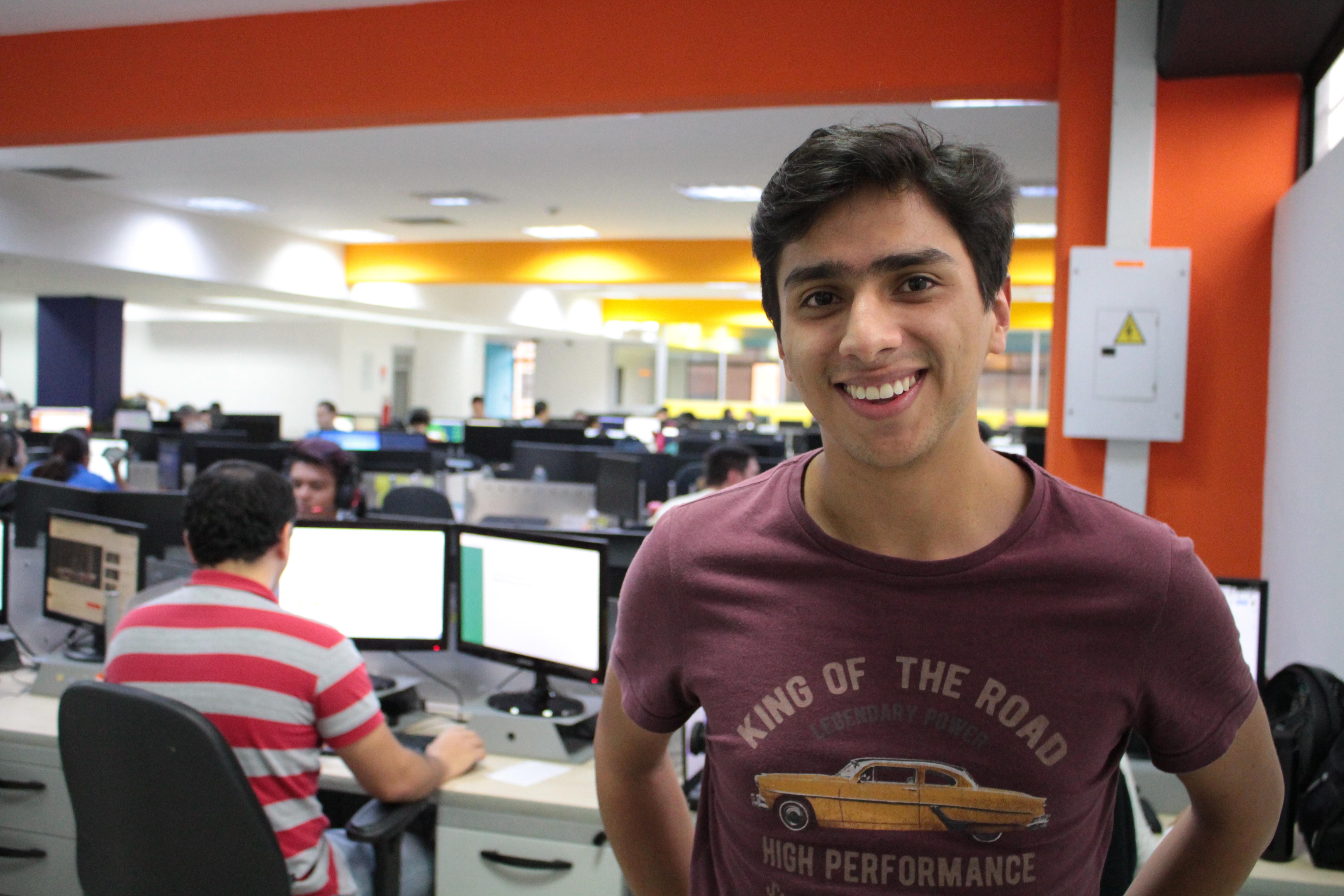 Sebastián Henao, reconocido académicamente a nivel mundial
