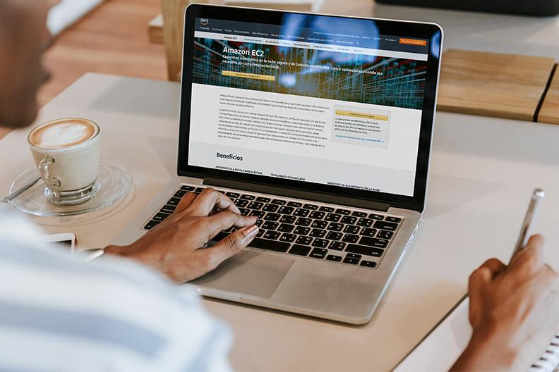 Elastic Compute Cloud (EC2): ¿cómo correr un servidor web?