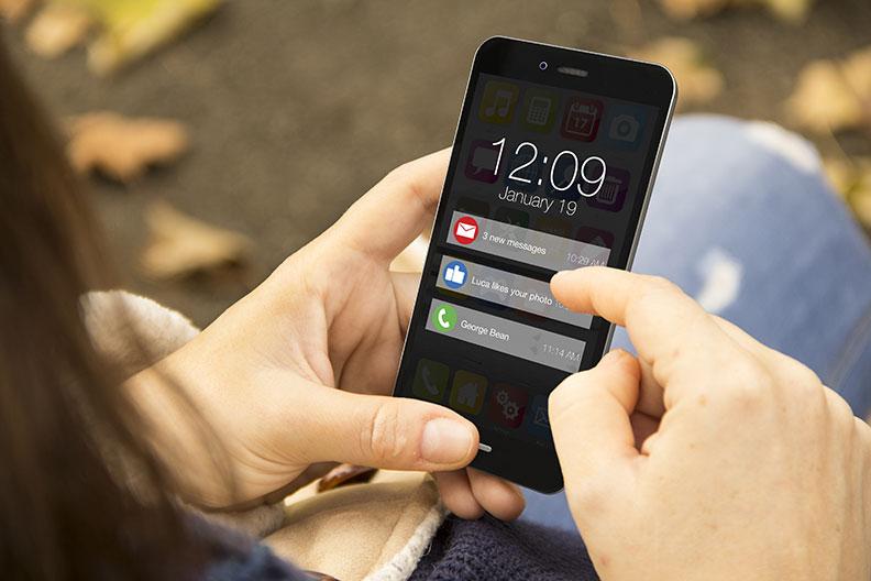 Recibiendo push notifications en una App capacitor-ionic